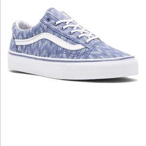 Vans Shoes - Vans Old Skool Denim Sneaker
